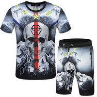 philipp plein limited edition pant et t-shirt 8897